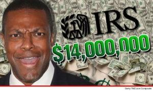 Chris Tucker Bankrupt