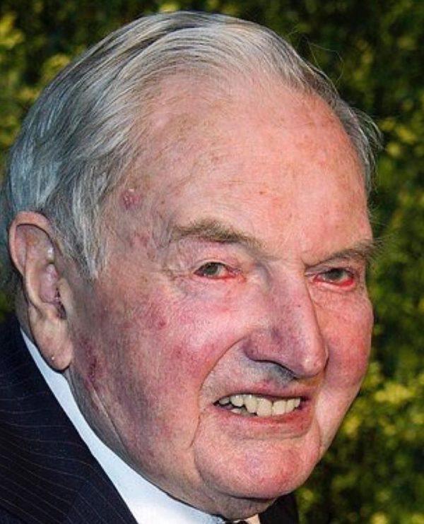 David Rockefeller Asset Legacy