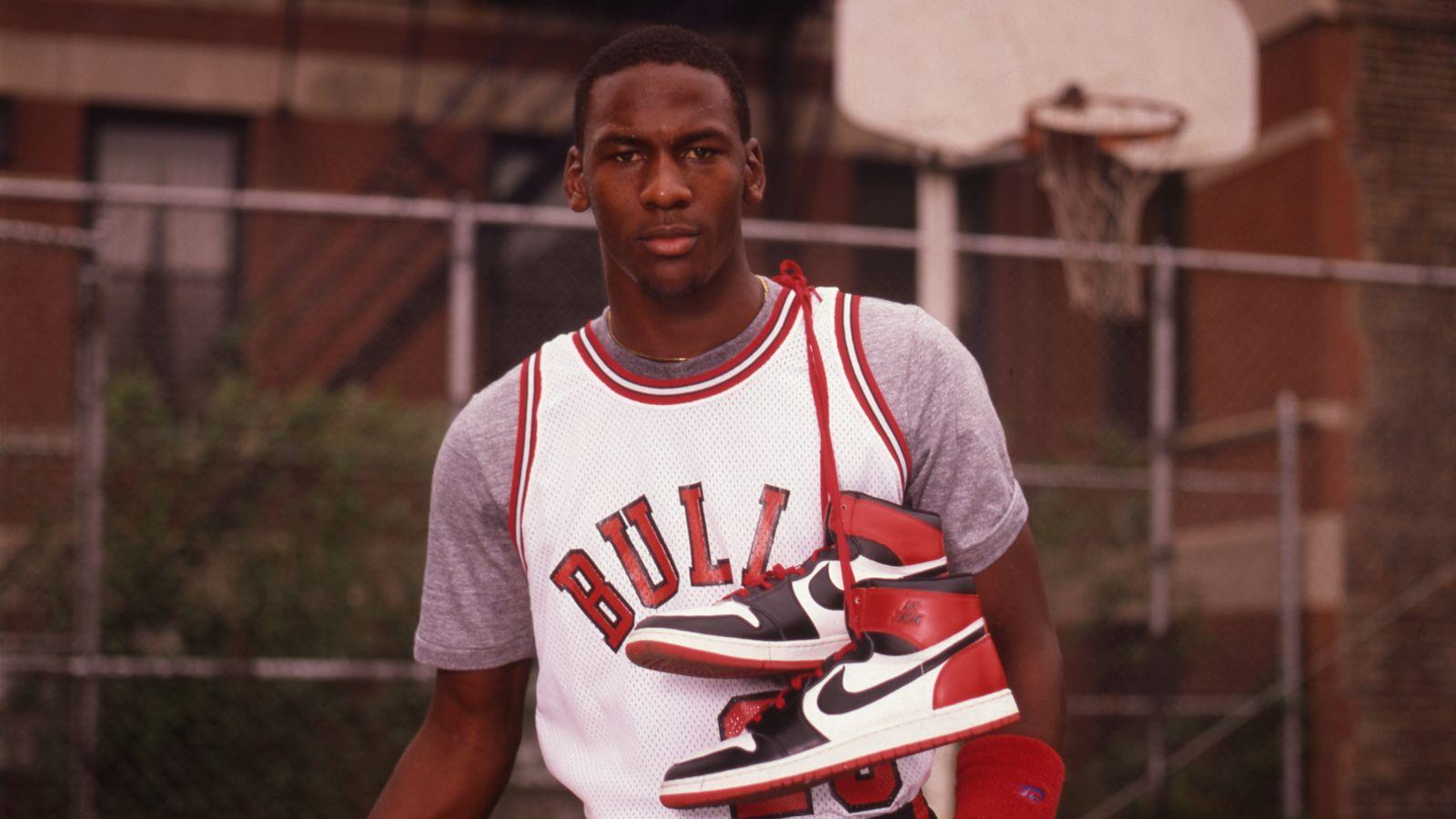 Michael Jordan Nike Earnings