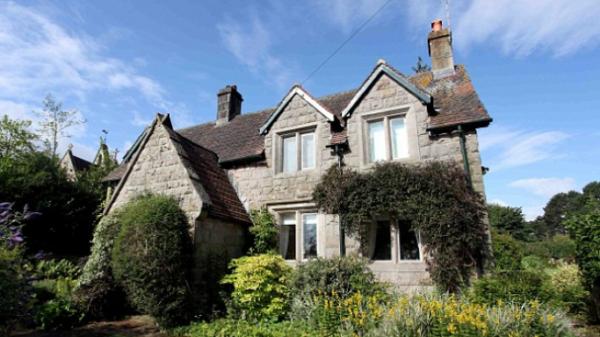 JK Rowling asset Chruch Cottage