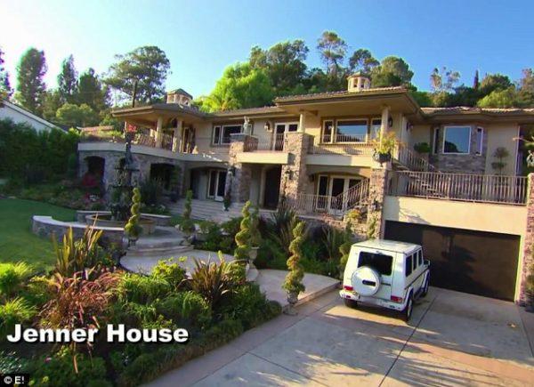 Kris Jenner House