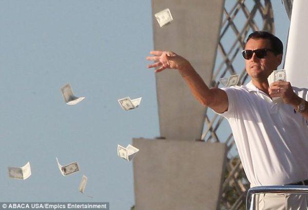 Leonardo DiCaprio Money
