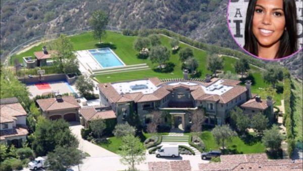 Kourtney Kardashian House