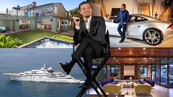 Leonardo DiCaprio Assets