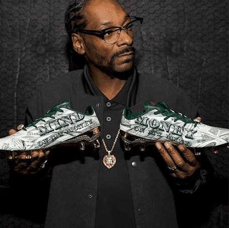 Snoop Dog Adidas Collab Money