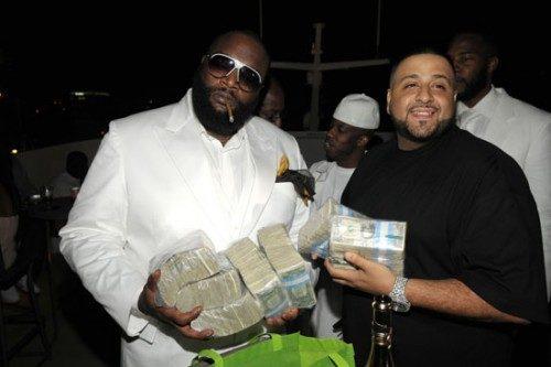 DJ Khaled Money
