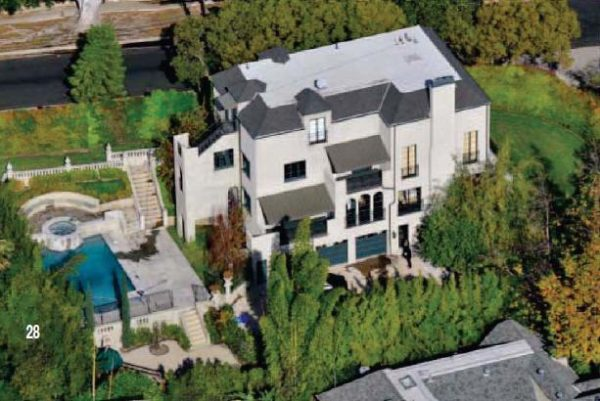 Katy Perry House