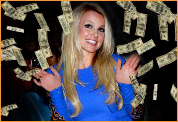 Britney Spears Money