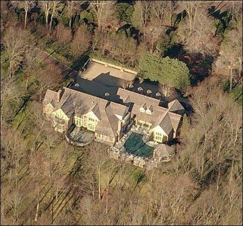 Vince McMahon House