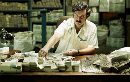 Pablo Escobar Net Worth and Assets 2016