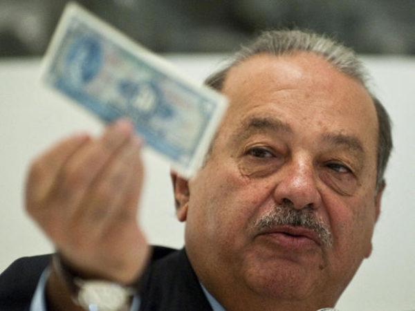 Carlos Slim Helú Money